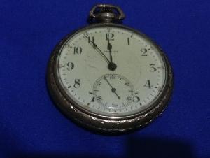 出售古董晚清民初OMEGA(欧米茄)怀表一块