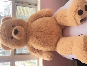 1.5米高巨型泰迪网红熊