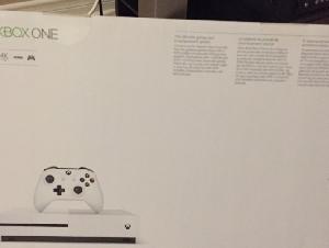 Xbox One 500GB Console - Battlefield 1 Bundle - Bundle Edition