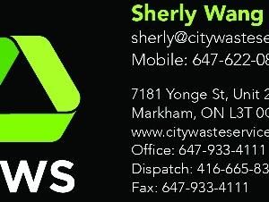 --CWS垃圾箱出租&垃圾清理--诚信专业