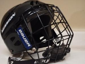 Bauer - Mission 儿童冰球头盔(S/小号)$10