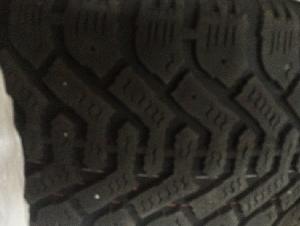 雪胎225/60/R16加轮毂(Rim)