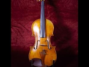 法国纯手工制作小提琴