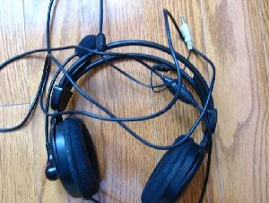 多媒体耳机(带话筒)
